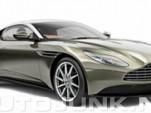 2017 Aston Martin DB11 leaked - Image via Autojunk.nl