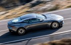 2017 Aston Martin DB11 leaked again