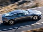 2017 Aston Martin DB11 leaked