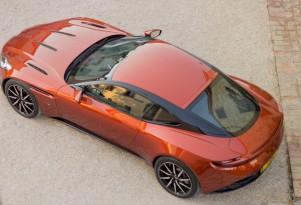 2017 Aston Martin DB11 First Drive
