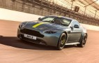 First of Aston Martin's new AMR models enters production