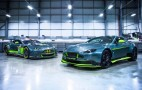 2017 Aston Martin Vantage GT8 revealed, limited to 150 units
