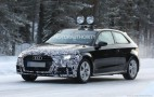 2017 Audi A3 Hatchback Spy Shots