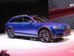 2017 Audi A4 Allroad, 2016 Detroit Auto Show