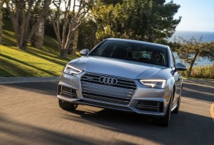 2017 Audi A4 Ultra: 31-mpg version of luxury sedan