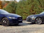 2017 Audi A4 vs. 2017 Jaguar XE