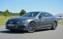 2017 Audi A5 Sportback g-tron (European model), driven, Aug 2017  [photo: Ronan Glon]