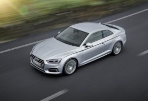 2018 Audi A5 Coupe (Euro-spec)