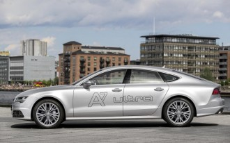 2015-2017 Audi A7 recalled for airbag failure: 17,700 U.S. vehicles affected