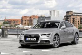 2017 Audi A7 (European spec)