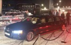 Audi A8 L Extended commissioned by King of Norway