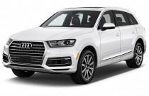 2017 Audi Q7 3.0 TFSI Premium Angular Front Exterior View