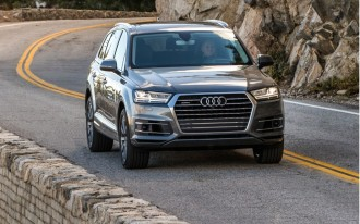 Entry-level 4-cylinder Audi Q7 priced under $50,000