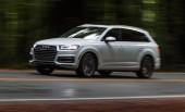 2017 Audi Q7 Pictures