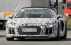 2017 Audi R8 Spyder, New Pentastar V-6, Veneno Roadster On Rodeo: Today's Car News
