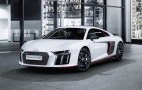 Audi unveils Nürburgring 24 Hours-inspired R8