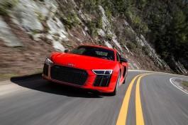 2017 Audi R8, Asheville to Daytona