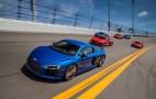 Breaking the banks at Daytona in a 2017 Audi R8