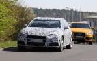2017 Audi S4 Avant Spy Shots