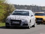 2017 Audi S4 Avant spy shots - Image via S. Baldauf/SB-Medien