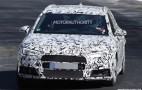 2017 Audi S4 Spy Shots