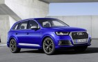 Audi SQ7 TDI debuts with electric compressor, 663 lb-ft of torque: Video