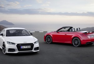 2017 Audi TT and TT Roadster S Line Competition
