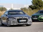 2017 Audi TT RS spy shots - Image via S. Baldauf/SB-Medien