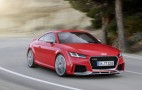 2018 Audi TT RS priced from $65,875