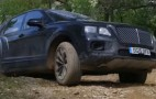 Bentley Demonstrates Bentayga's Off-Road Prowess: Video