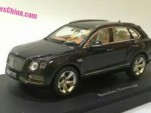2017 Bentley Bentayga scale model - Image via Car News China