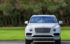 Bentley Bentayga SUV to be luxury brand's first plug-in hybrid