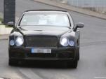 2017 Bentley Mulsanne facelift spy shots - Image via S. Baldauf/SB-Medien