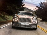 2017 Bentley Mulsanne Extended Wheelbase