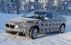 2017 BMW 1-Series Sedan Spy Shots