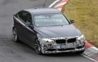 2017 BMW 3-Series GT spy shots