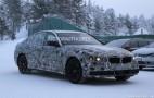 2017 BMW 5-Series Plug-In Hybrid Spy Shots