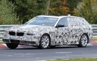 2017 BMW 5-Series Touring Spy Shots