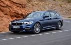 2017 BMW 5-Series Touring revealed ahead of Geneva debut