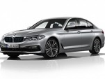 BMW 530e next-generation plug-in hybrid sedan: photos, details