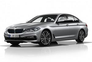BMW 530e next-generation plug-in hybrid sedan: photos, details