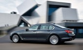 2017 BMW 7-Series Pictures