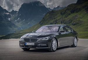 2017 BMW 740e large plug-in hybrid luxury sedan with 14-mile range announced for U.S.
