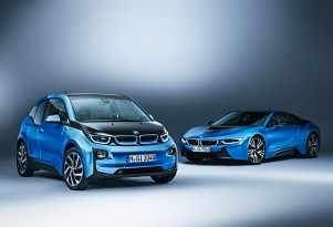 BMW plans to sell 100,000 plug-in cars in 2017, CEO says