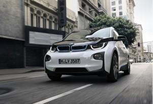 2017 BMW i3 REx: 97-mile electric range, lower efficiency for range-extended model