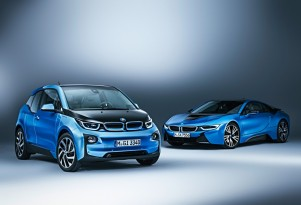 Sales of BMW plug-in cars more than double over last year