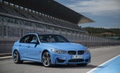2017 BMW M3 Pictures