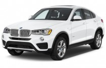 2017 BMW X4 xDrive28i Sports Activity Coupe Angular Front Exterior View