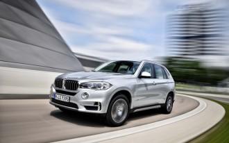 BMW X5 vs. Mercedes-Benz GLE-Class: Compare Cars