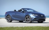 2017 Buick Cascada Pictures